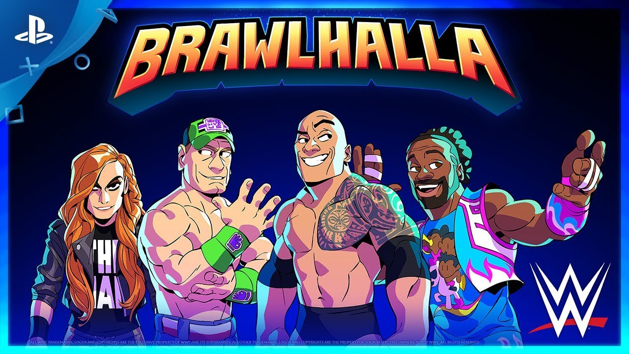Brawlhalla Update 3 47 Patch Notes | WWE Superstars, updated