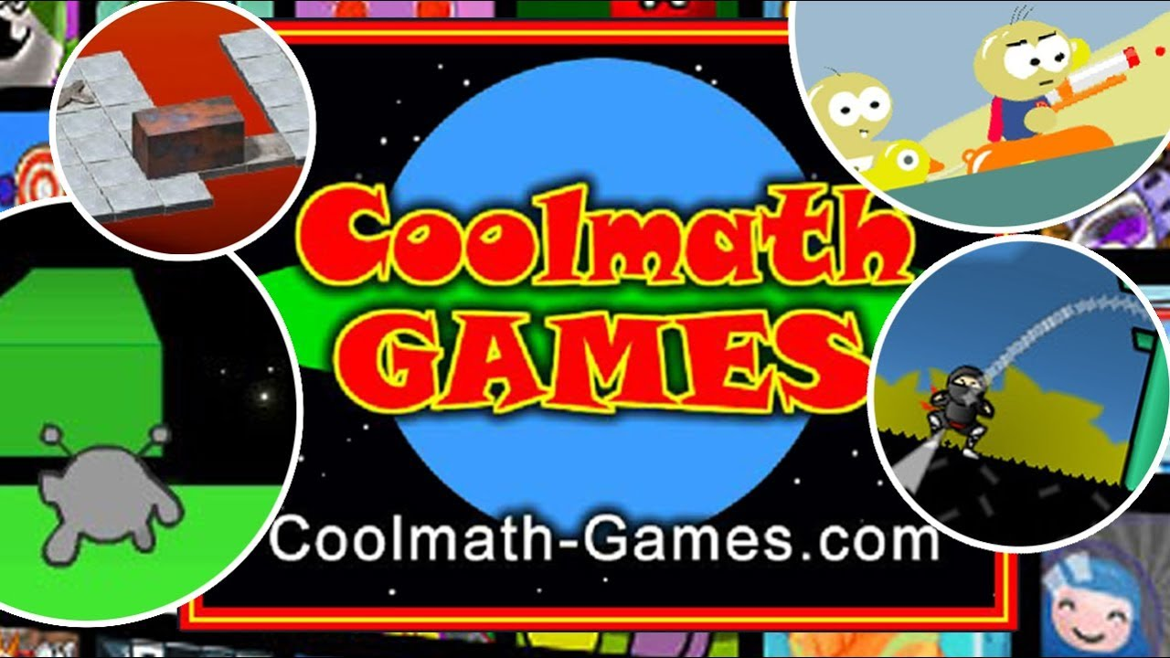 WHO REMEMBERS COOL MATH GAMES? The best thing about school. - YouTube