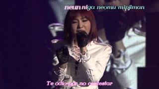 2NE1 ~ COME BACK HOME (Unplugged Ver.) [Sub Español+Karaoke]