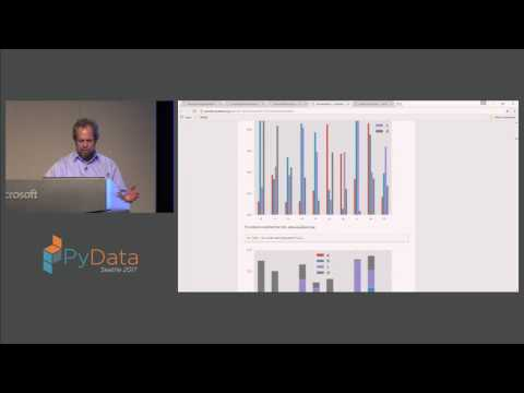 Stephen Elston - Data Visualization and Exploration with Python