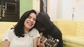 Romantis Nya!! Duet Cover Lagu   Devano Danendra & Steffi Zamora