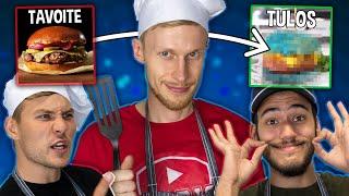 Kuka tekee parhaimman hampurilaisen? (KOKKAUSHAASTE)