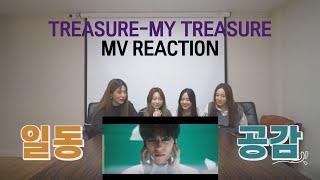 Download lagu [ENG SUB] 트레저 TREASURE - 'MY TREASURE' MV Reaction l 아트플래닛 뮤직비디오 리액션