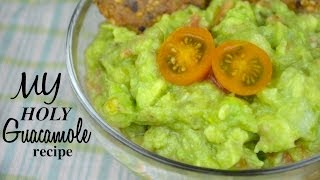 My Holy Guacamole Recipe | Fablunch Thumbnail