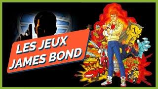 JAMES BOND : l'histoire de l'agent 007 dans le jeu vidéo !