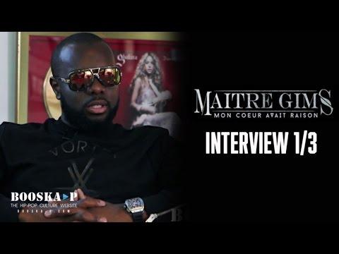 Maitre Gims: «Chanteur ou rappeur, il n'y a pas de différence» [Interview 1/3]