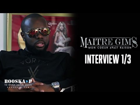 Maitre Gims - Magazine cover