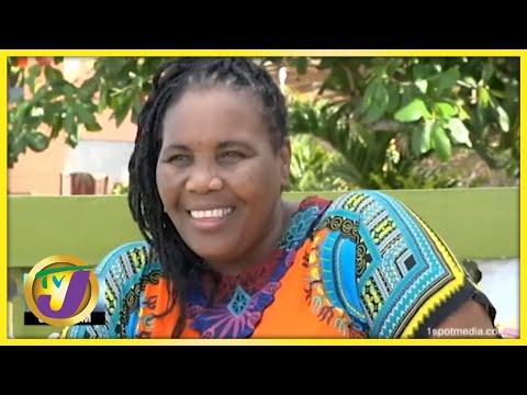 Jamaican Barefoot Girl Who Became Principal | TVJ News - June 14 2021