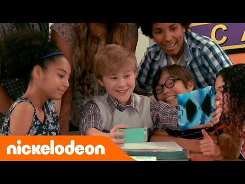 Nicky Ricky Dicky and Dawn | Ricky copia le storie | Nickelodeon Italia
