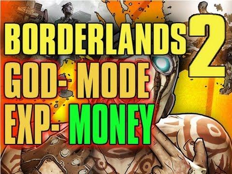 Borderlands 2 Cheats (God- Mode, EXP- Hack, Money, No Reload, ...)