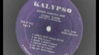 Count Owen and his Calypsonians - Melody D