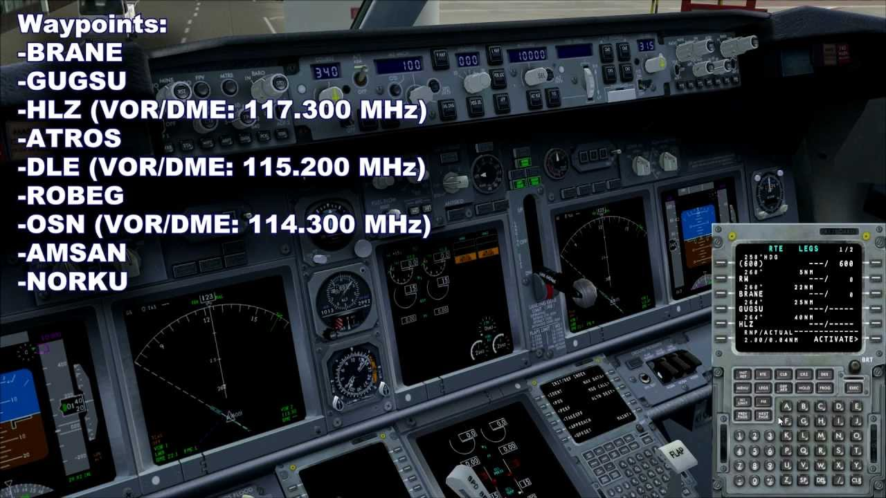 tutorial how to set up the ifly 737 fmc youtube rh youtube com