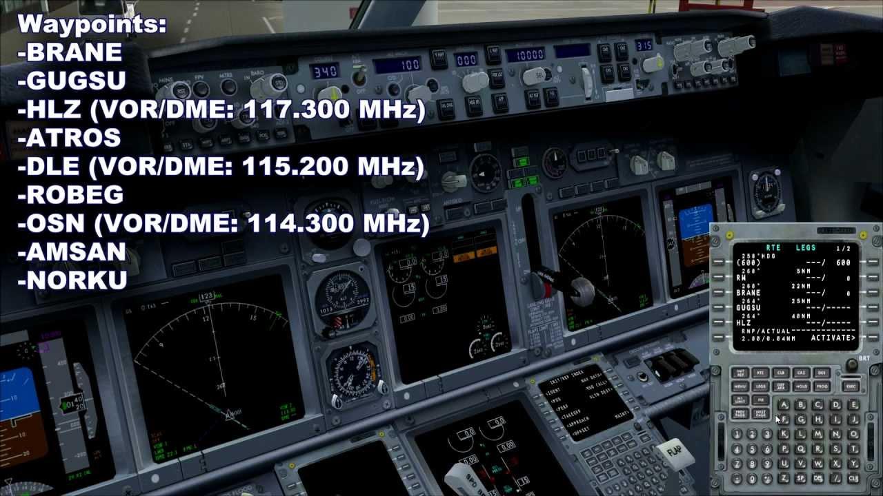 tutorial how to set up the ifly 737 fmc youtube rh youtube com 737 800 PMDG Tutorial 737 Overhead Panel