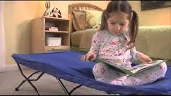 Regalo My Cot Portable Bed, Royal Blue Review