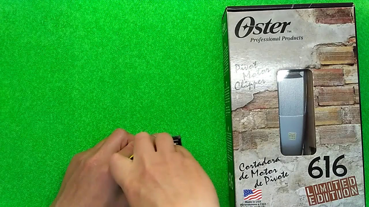 Oster 616 обзор - YouTube