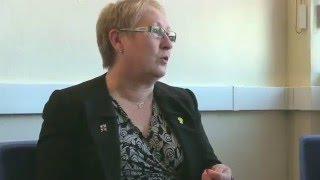 Inclusion - An interview with Cllr. Sonja Crisp