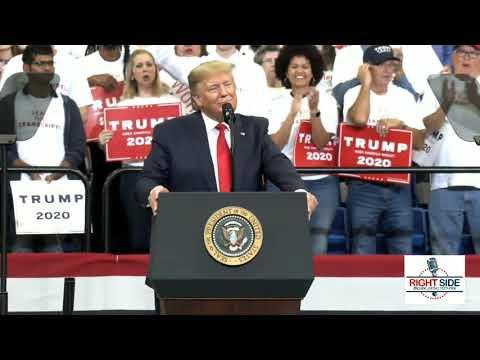 Full Speech: President Donald Trump Speaks At KAG Rally In Lexington, KY 11/4/19