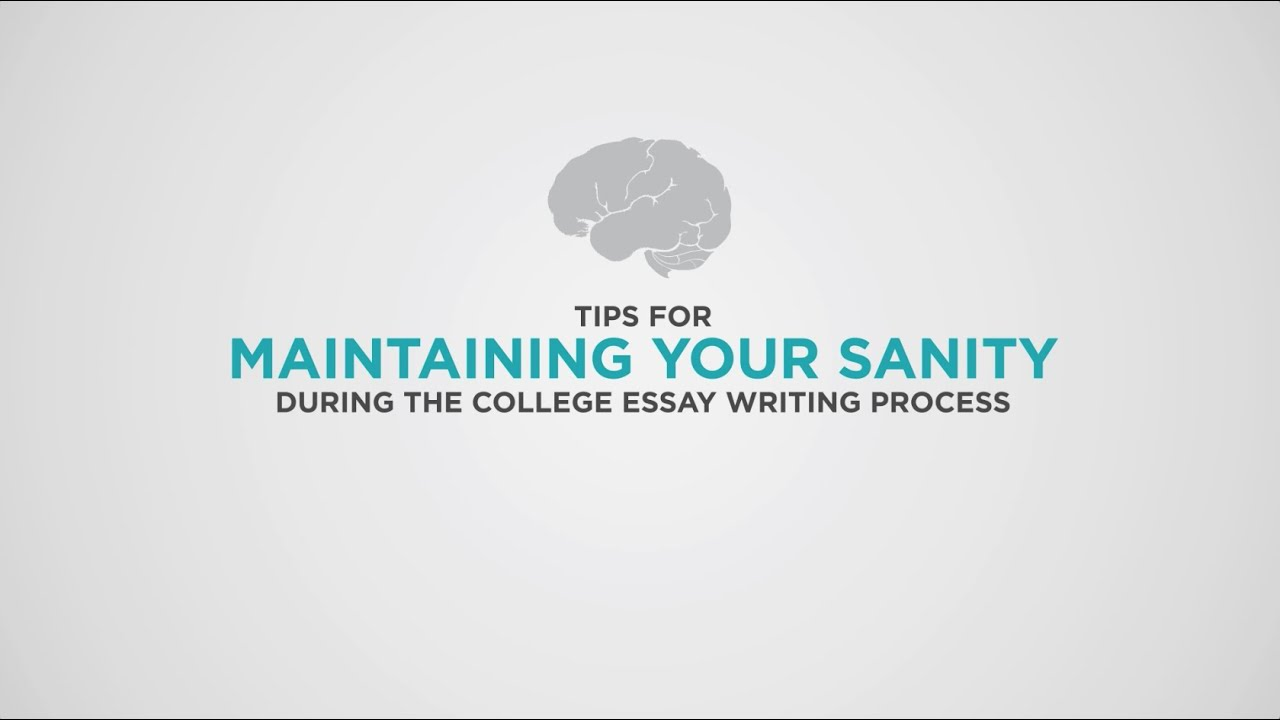 college essay tips self care nutrition and sanity during the college essay tips self care nutrition and sanity during the application process