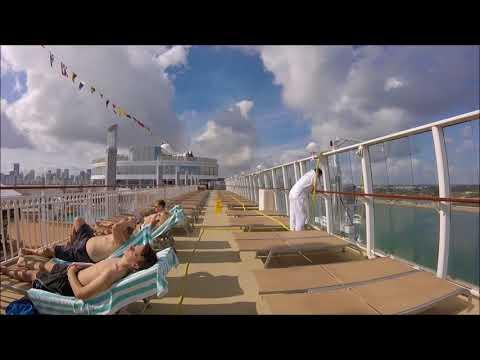 Norwegian Jade - Embarkation And Quick Tour (December 2017)