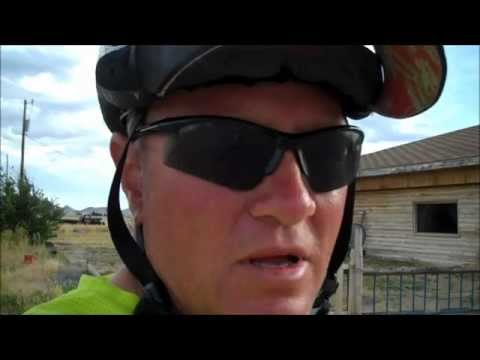bicycling across America, Wyoming part 3