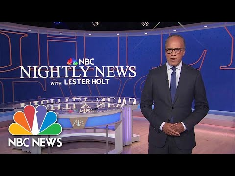 Download NBC Nightly News Full Broadcast - September 15th, 2021