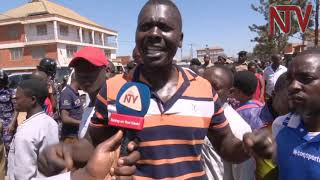 Police disperse angry Lusanja residents heading to Parliament