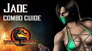 Jade Combos in 60 Seconds – Mortal Kombat 9
