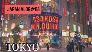 TEMPAT BELANJA MURAH DI TOKYO! (Asakusa, Shibuya, Akihabara)
