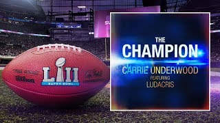 Carrie Underwood feat. Ludacris - The Champion (Music Video)