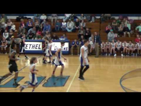 Waynesville Middle (NC) VS Bethel Middle 12/8/2016