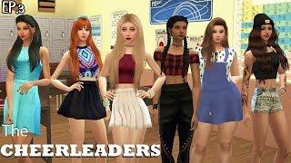 THE CHEERLEADERS : EP.3 | CHEIRO DE TRETA! | The Sims 4 Series