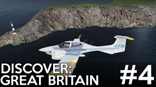 [P3D] Discover: Great Britain - Episode 4 : Lundy Island