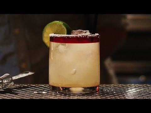 Making a Spicy Texas Margarita thumbnail