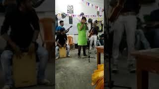 Mouth Organ Instrumental Playing//Hare Krishna//Oporadhi//Pindare Palasher Bon//