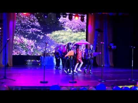 Japaneese Dance Big Apple Academy 2014