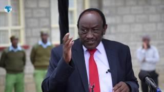 Nyandarua gets new county headquarters, to build 15,000 seater stadium