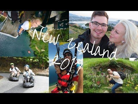 New Zealand - North Island - 2017