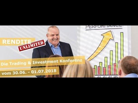 Rendite unlimited - Die Trading & Investment Konferenz