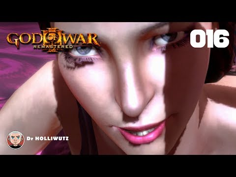 God of War 3 #016 - Aphrodites Gemach [PS4] Let's Play GOW3 remastered
