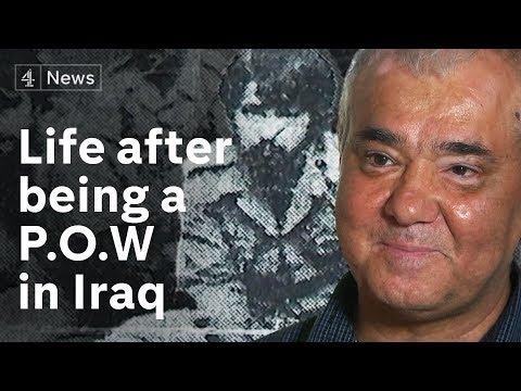 Jon Snow reunited with former Iraq Prisoner of War