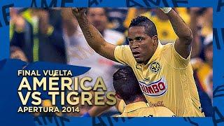 En Vivo: Final Vuelta | América Vs Tigres | Apertura 2014