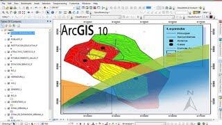 Curso práctico básico de ArcGIS 10