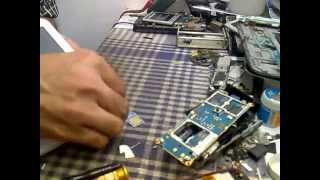 Samsung Tab3 Neo T111 Disassembly