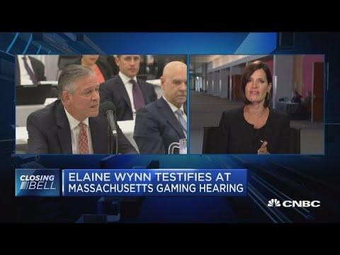 Wynn Resorts executives testify before gaming regulators