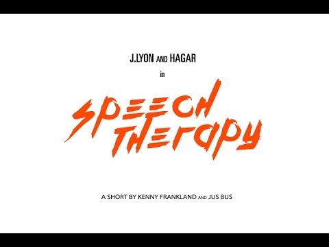 J.Lyon & Hagar in Speech Therapy (Official Popcorn & Water Promo)