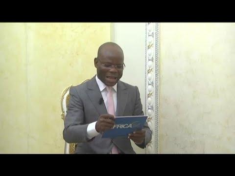 TALK - Gabon: Marie-Madeleine Mborantsuo, Présidente de la Cour constitutionnelle (2/4)