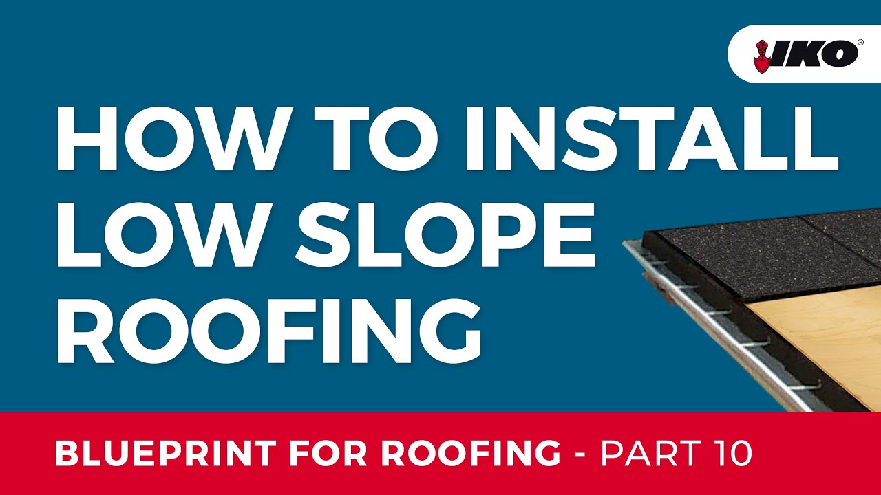 IKO Blueprint for Roofing Part 10 - Roof Fast Application & IKO Blueprint for Roofing Part 10 - Roof Fast Application - YouTube memphite.com