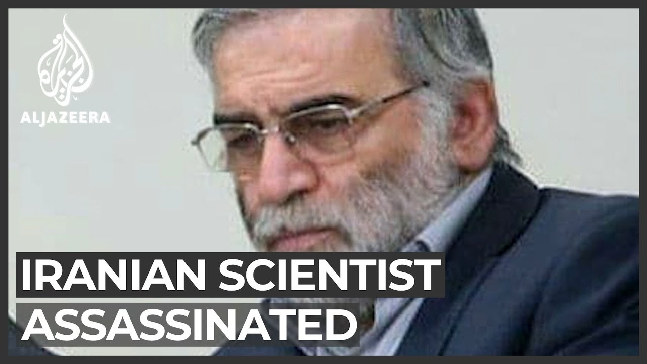 Top Iranian nuclear scientist assassinated near Tehran