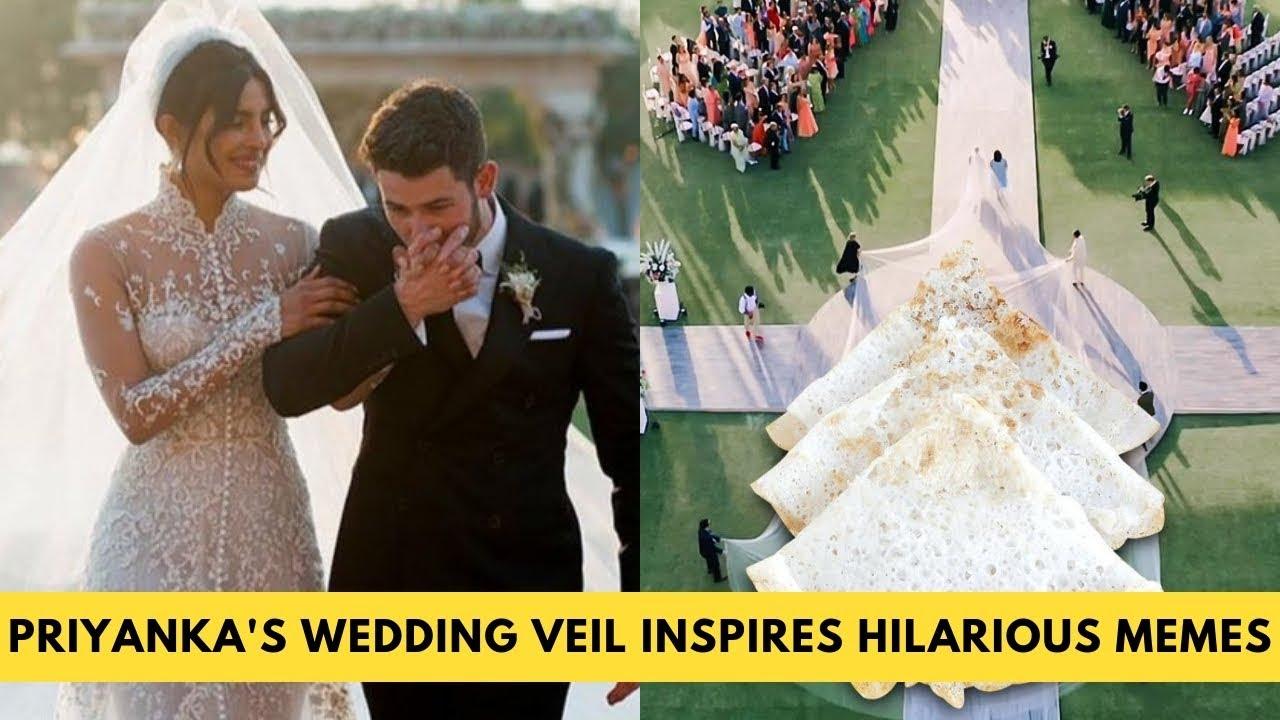 Priyanka Chopra And Nick Jonas Wedding Hilarious Memes That Went Viral Youtube