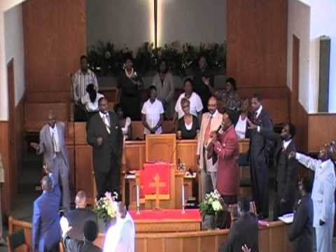 Pastor J.L. Boose Trust God IV